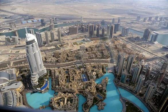Dubai, la città dei record