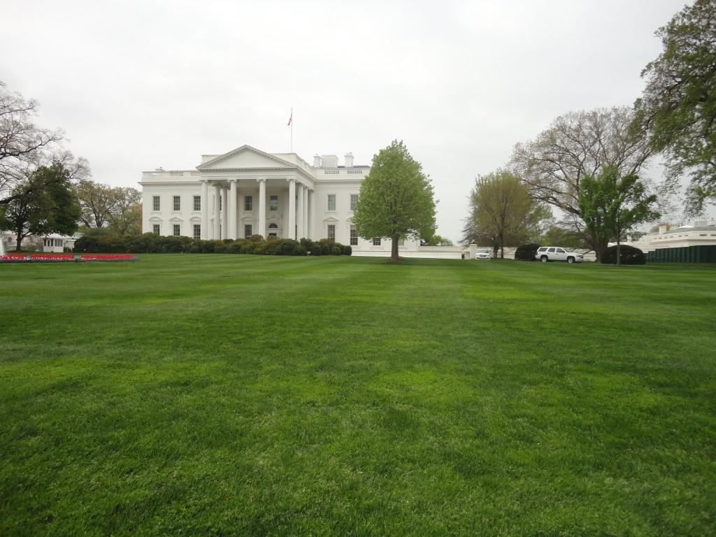 visitare the white house