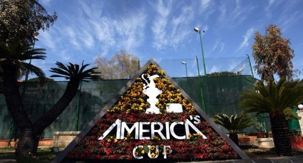 Napoli, America's Cup: inaugurato il villaggio su Via Caracciolo