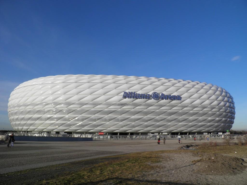 Monaco, Allianz Arena: ecco lo stadio del Bayern