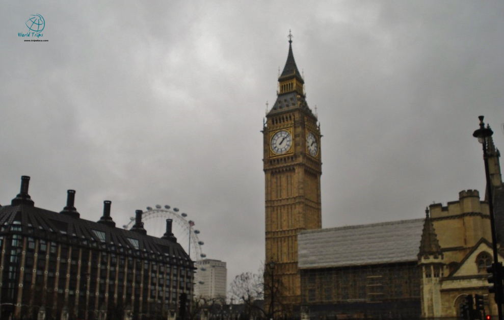 Due simboli londinesi a confronto: Big Ben & London Eye