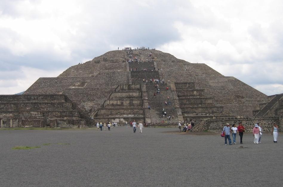 Messico, il mistero delle piramidi di Teotihuacan