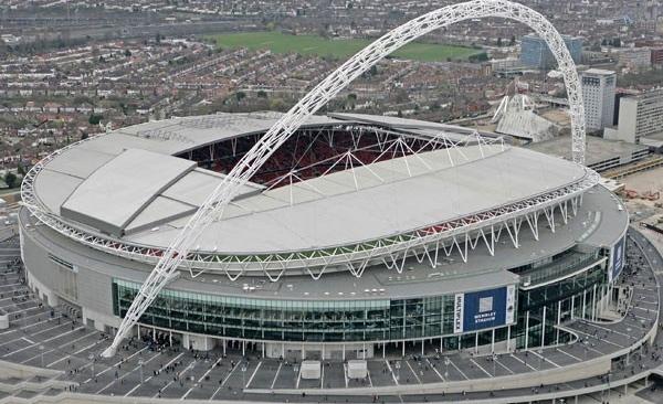 Wembley, ecco lo stadio della finale di Champions League
