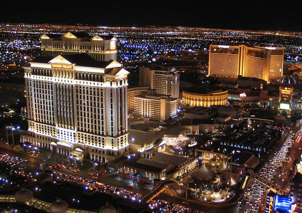"cineTrip: ""Una Notte da Leoni"" al Caesars Palace di Las Vegas"
