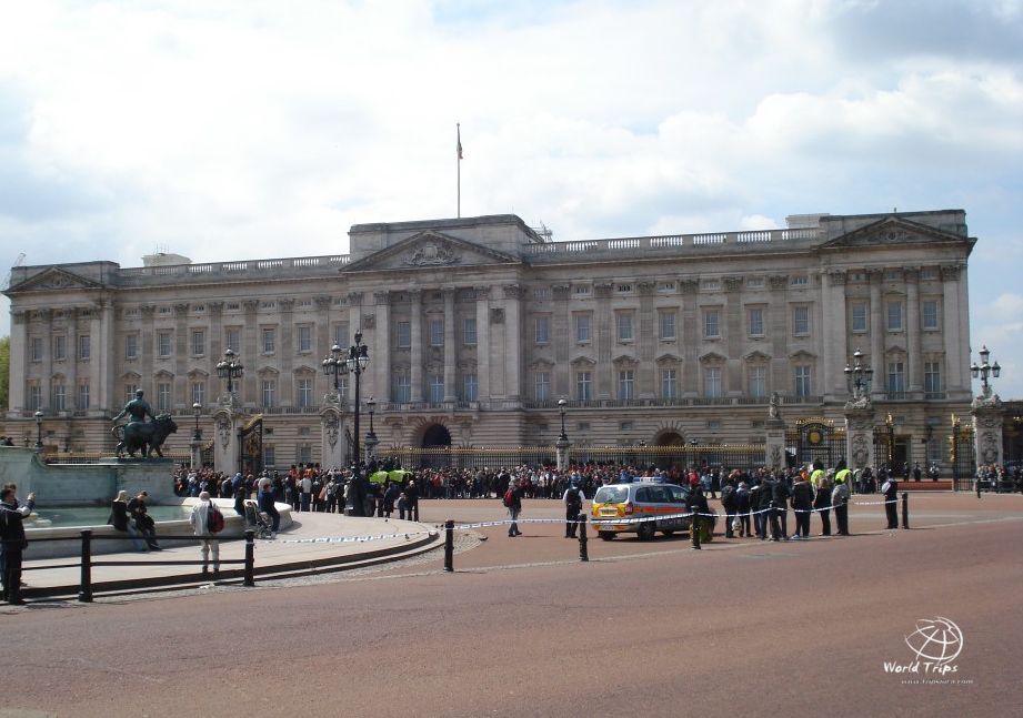 Londra: visitare Buckingham Palace