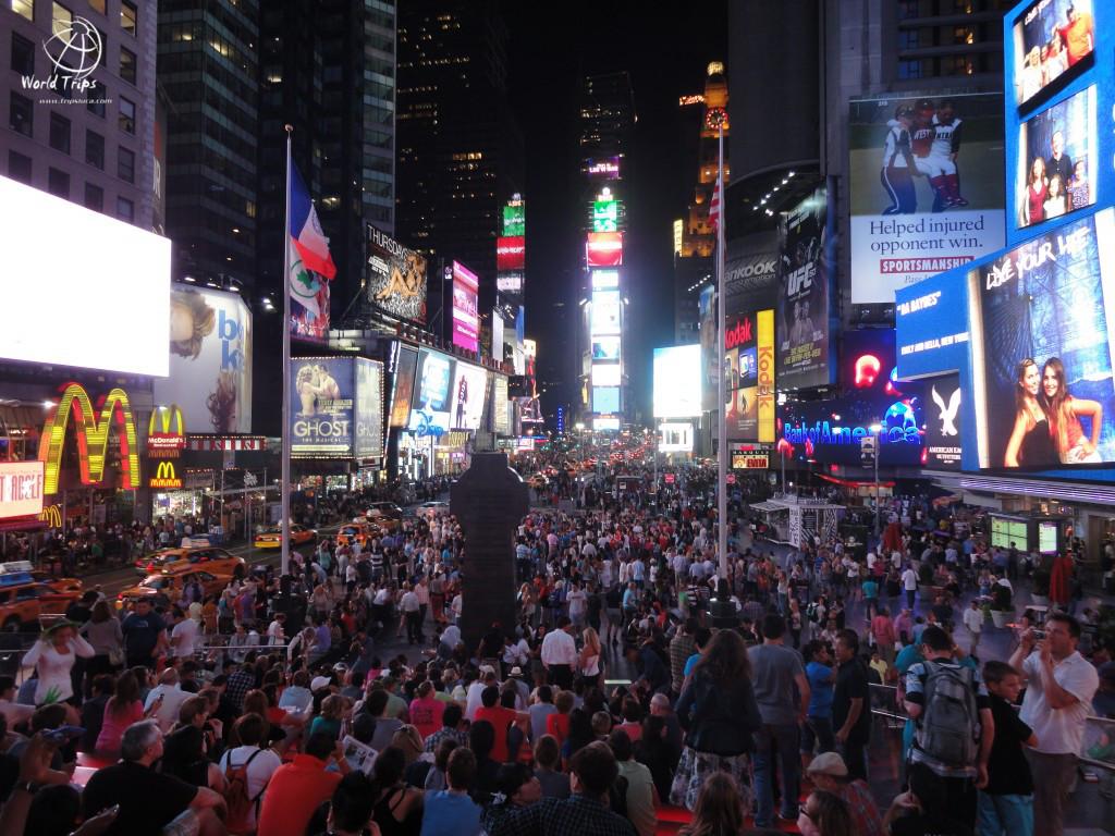 Times Square, icona di New York nel mondo