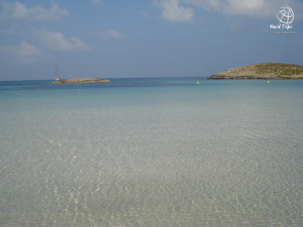 Spiagge da sogno: la spettacolare Illetes a Formentera