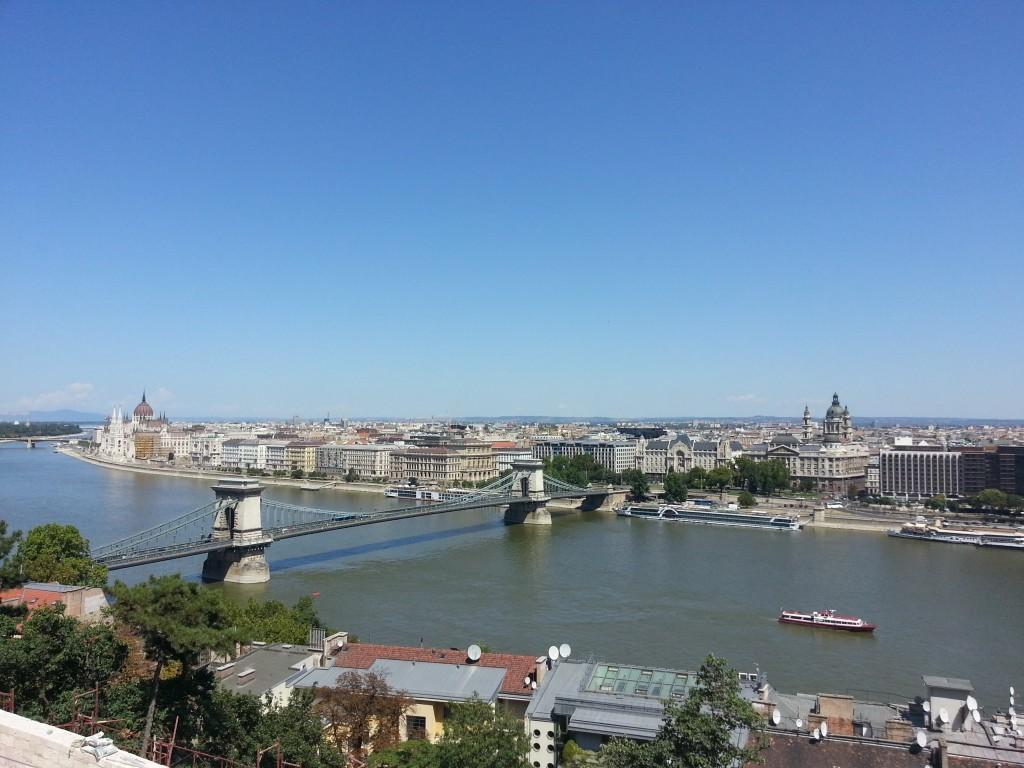 Racconti di Viaggio: Salvo e Giacomo alla scoperta di Budapest