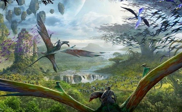 cineTrip: il pianeta Pandora prende vita grazie a Disneyworld