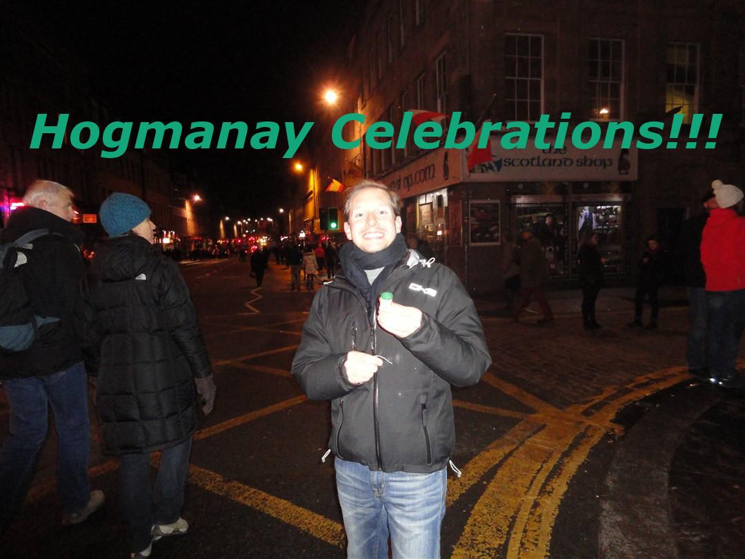 Capodanno in Scozia: ad Edimburgo per il tradizionale Hogmanay