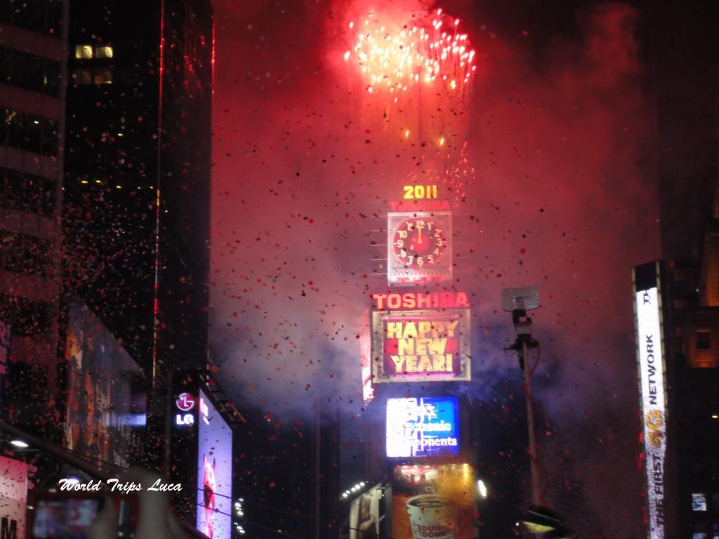 Capodanno a New York: ecco alcuni utili consigli