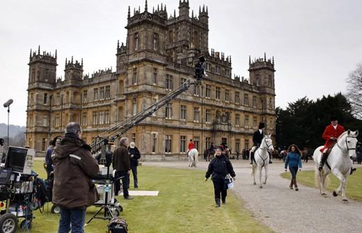 """cineTrip: nella campagna inglese alla scoperta di """"Downton Abbey"""""""