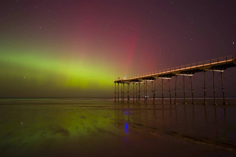 Pic of World Trips – Aurora Boreale nei cieli britannici