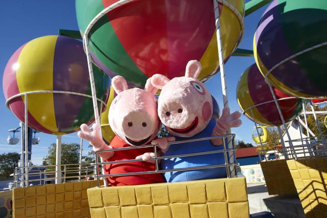 Ecco il Peppa Pig World nei dintorni di Londra