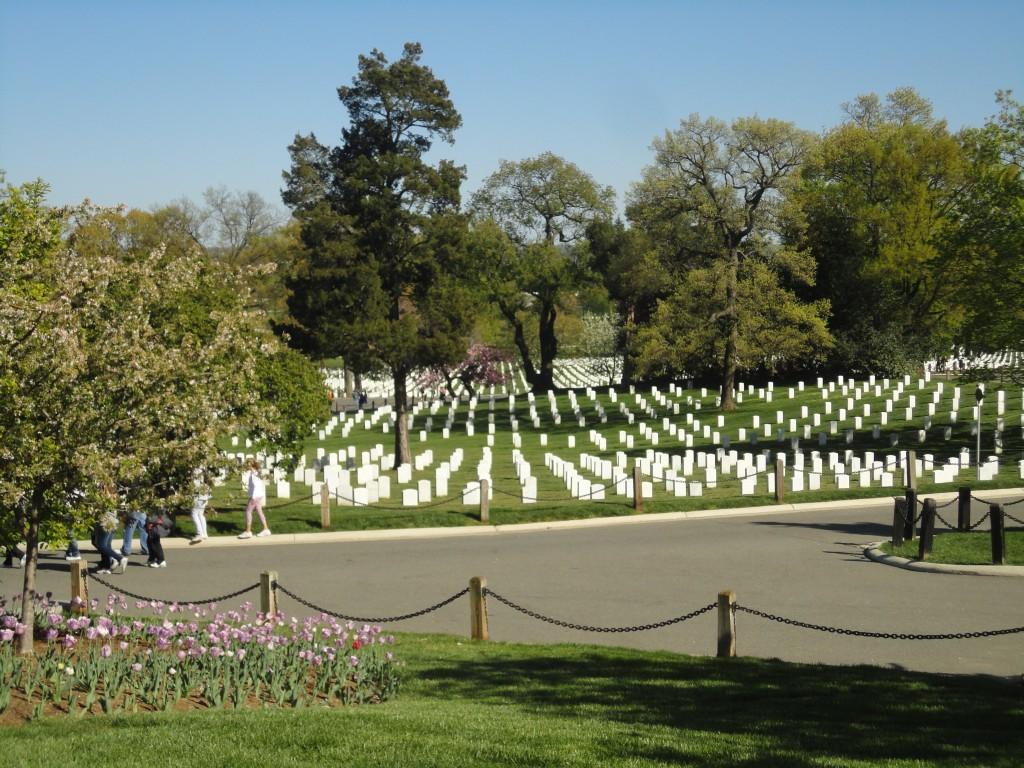 Il cimitero di Arlington come simbolo del patriottismo americano