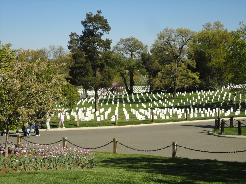 cimitero di arlington