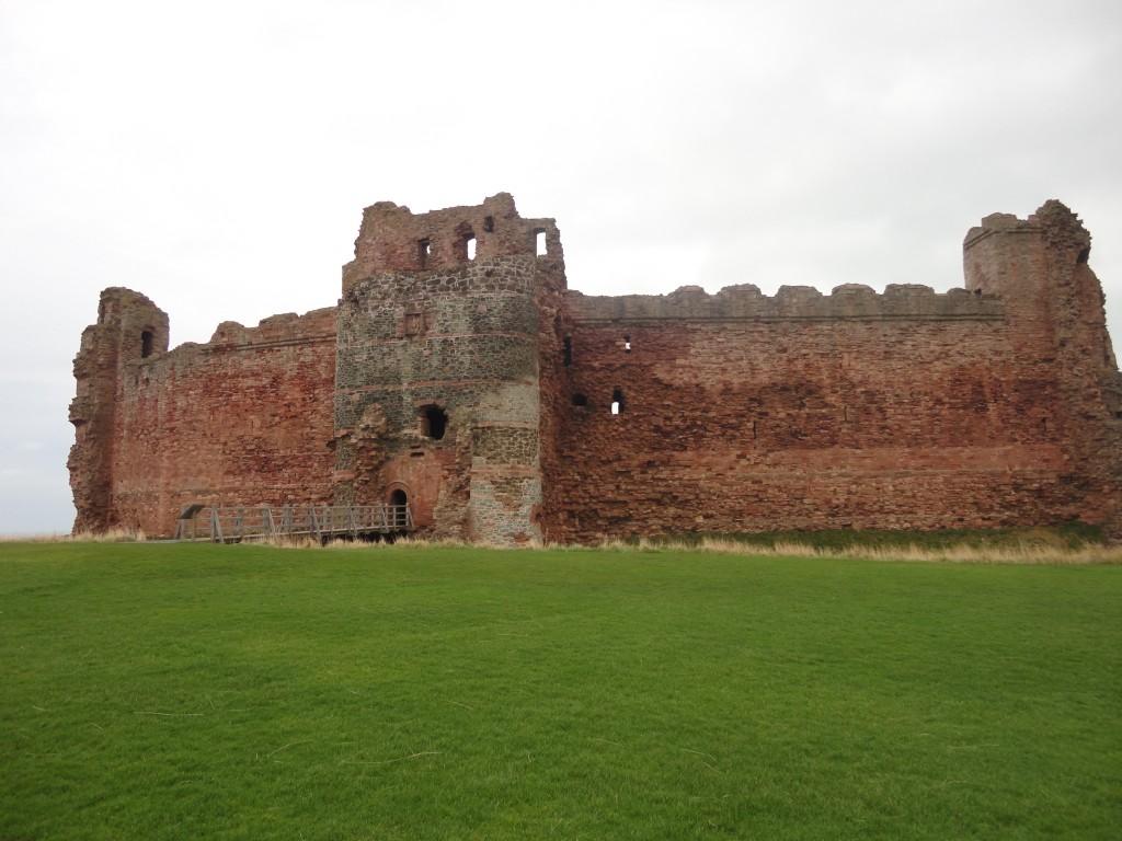 Scottish Trip #4: una visita al magnetico castello di Tantallon