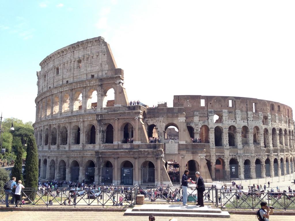 Visitare il Colosseo, il monumento più famoso del mondo!