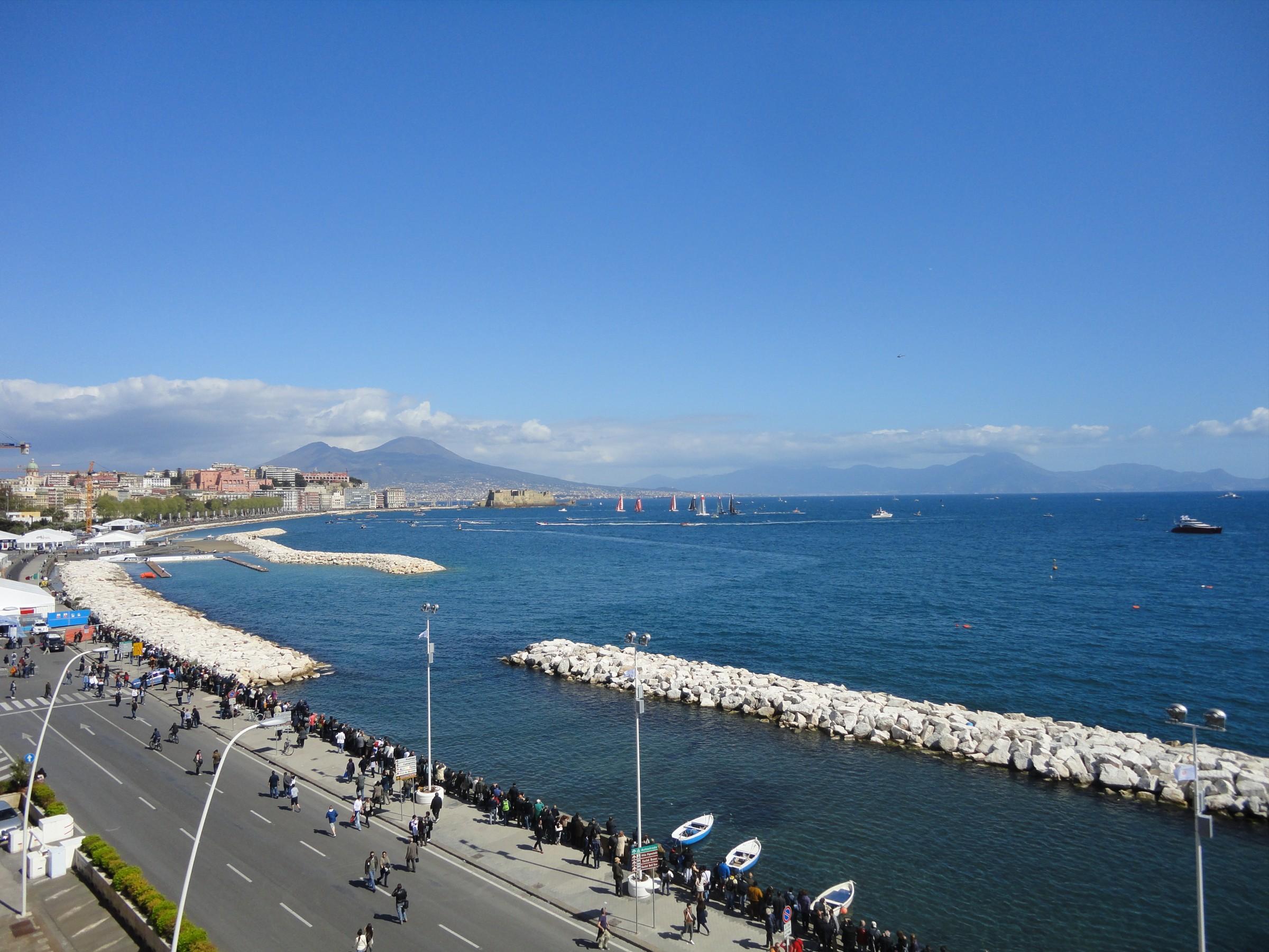 Napoli, capitale del turismo con la BMT
