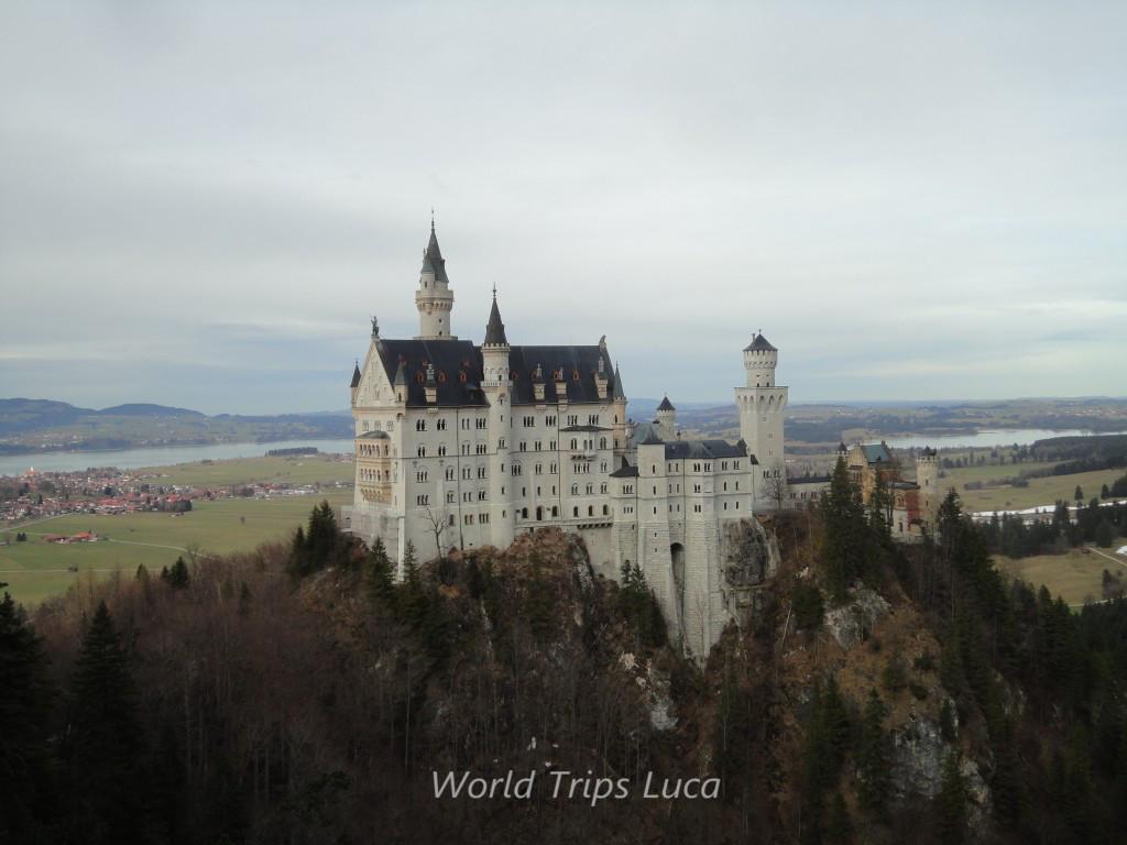 Guida ai più bei castelli della Baviera