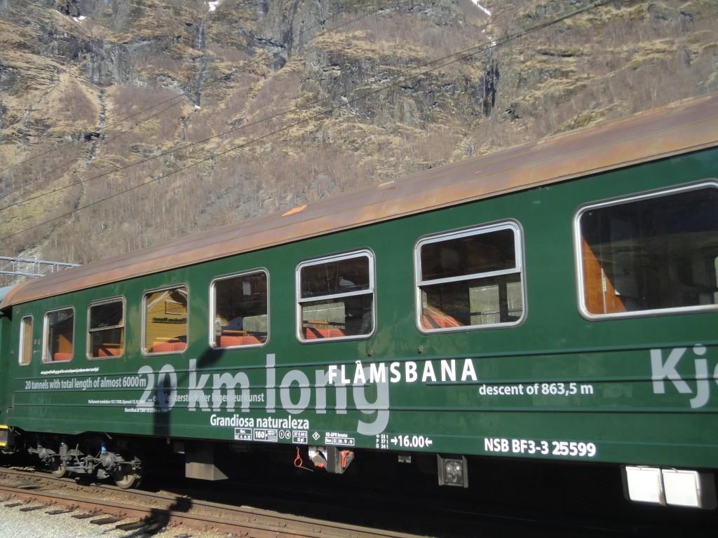 Cosa fare in Norvegia: un giro sulla caratteristica Flamsbana