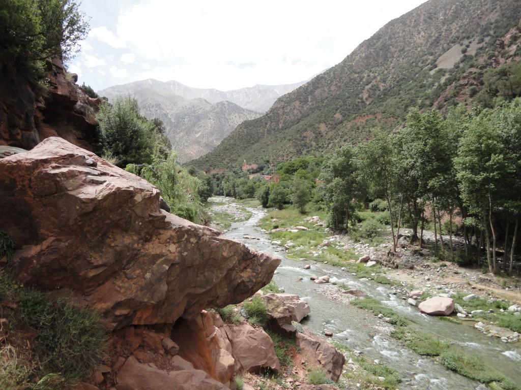 Marrakech & dintorni: le cascate Setti Fatma