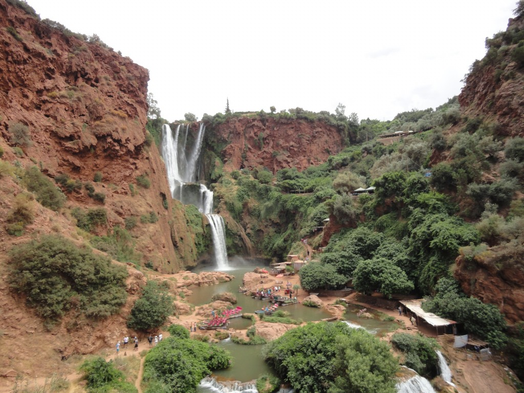 Marocco: una giornata alle cascate d'Ouzoud