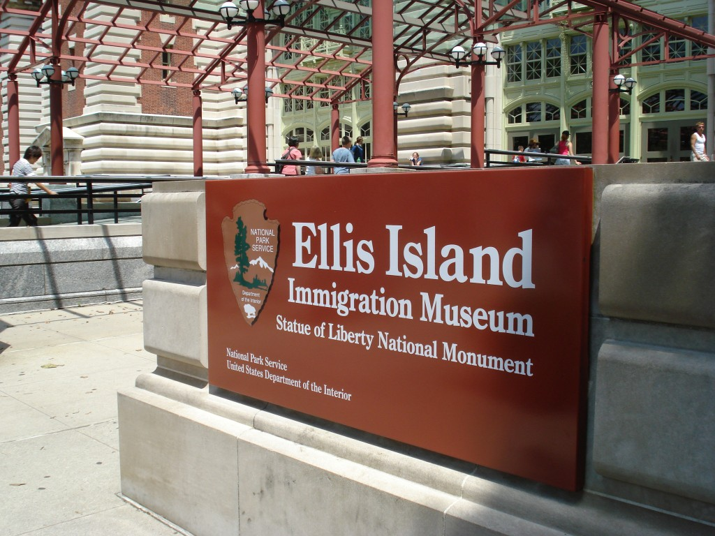 New York, una visita ad Ellis Island