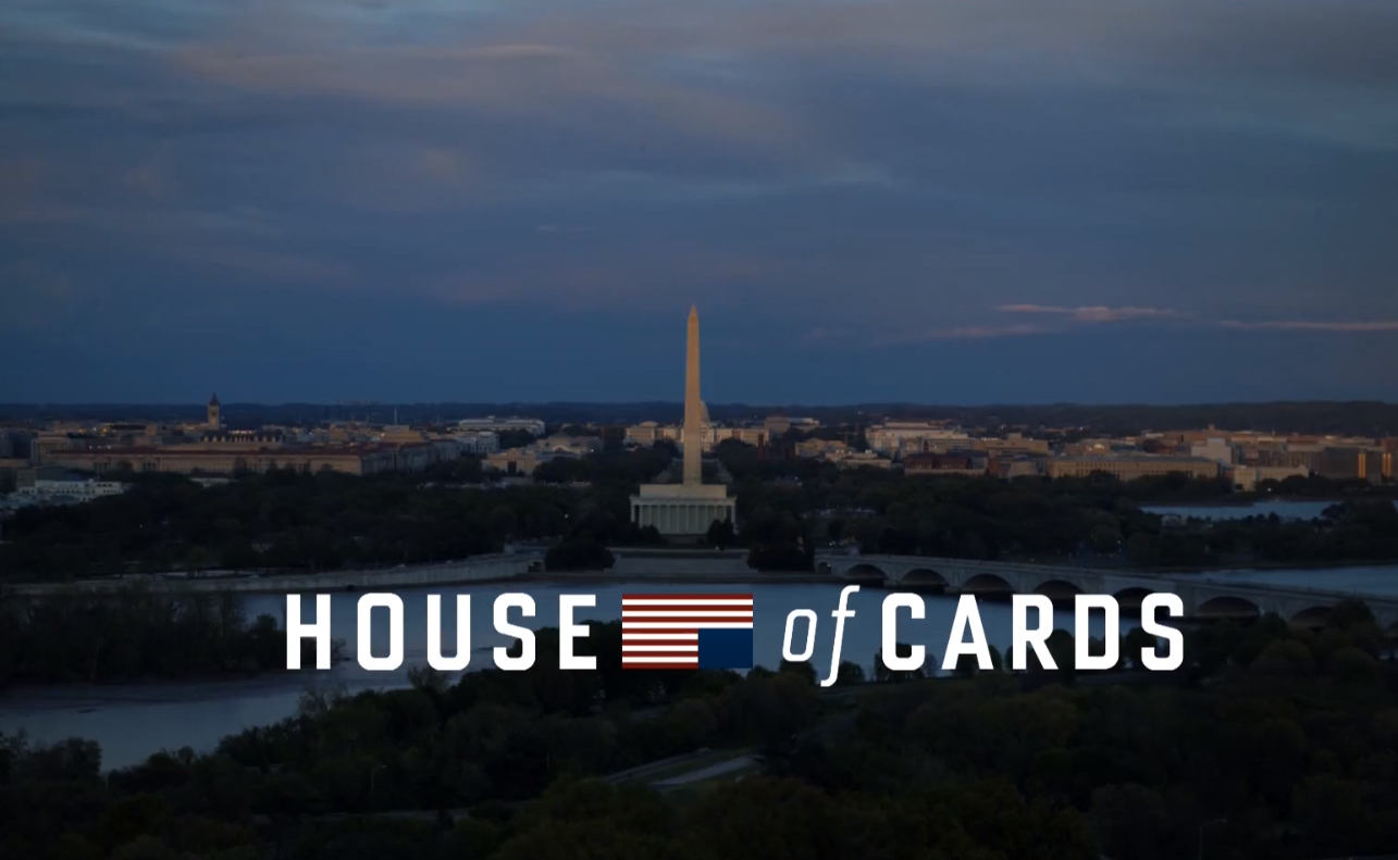 cineTrip: Washington, la vera protagonista di House of Cards