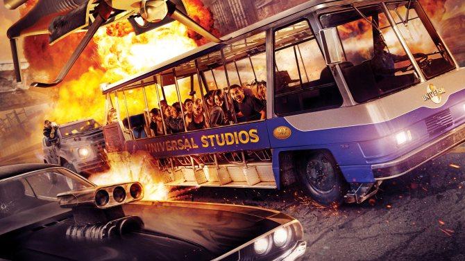 Fast and Furious Supercharged: ecco la nuova attrazione degli Universal Studios Hollywood