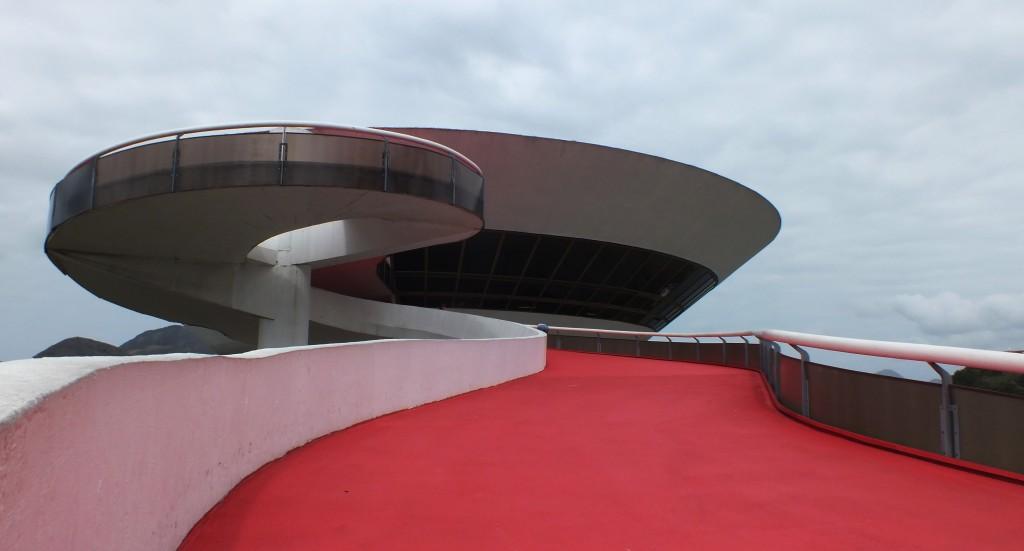 A Niterói per visitare il Museo di Arte Contemporanea