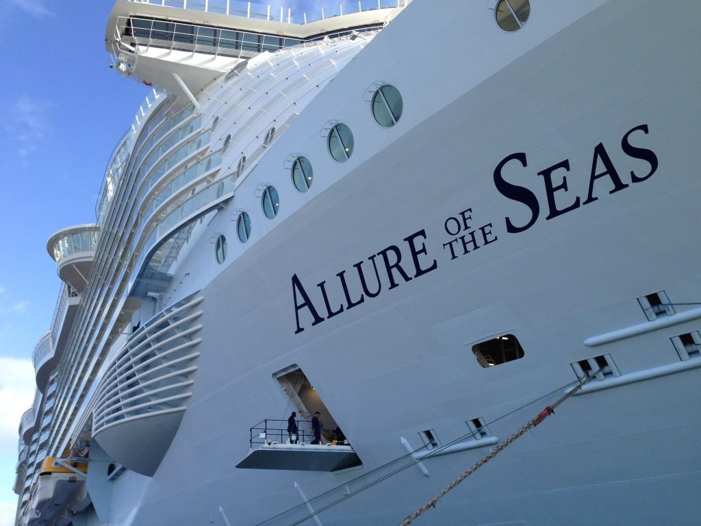 Allure of the Seas è nel Mediterraneo: oggi vi racconto la mia esperienza a bordo!