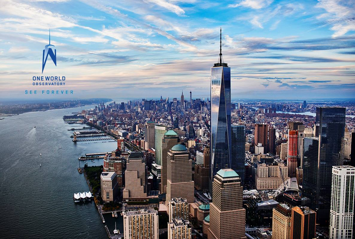 One World Observatory Opens May 29, 2015!