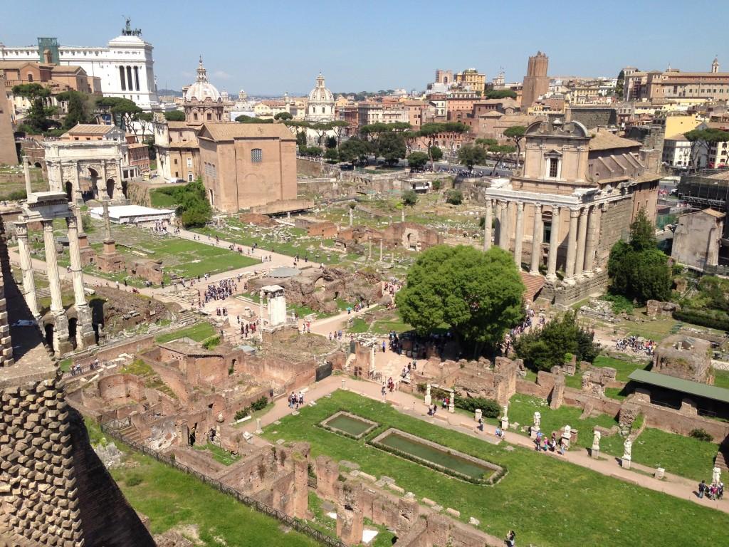 Visitare i Fori Imperiali per rivivere i fasti della Roma Antica