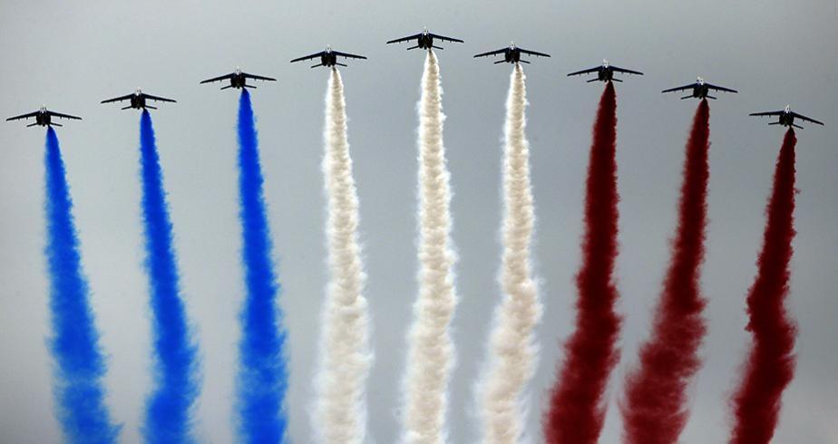 Parigi: il 14 luglio si ricorda la presa della Bastiglia!