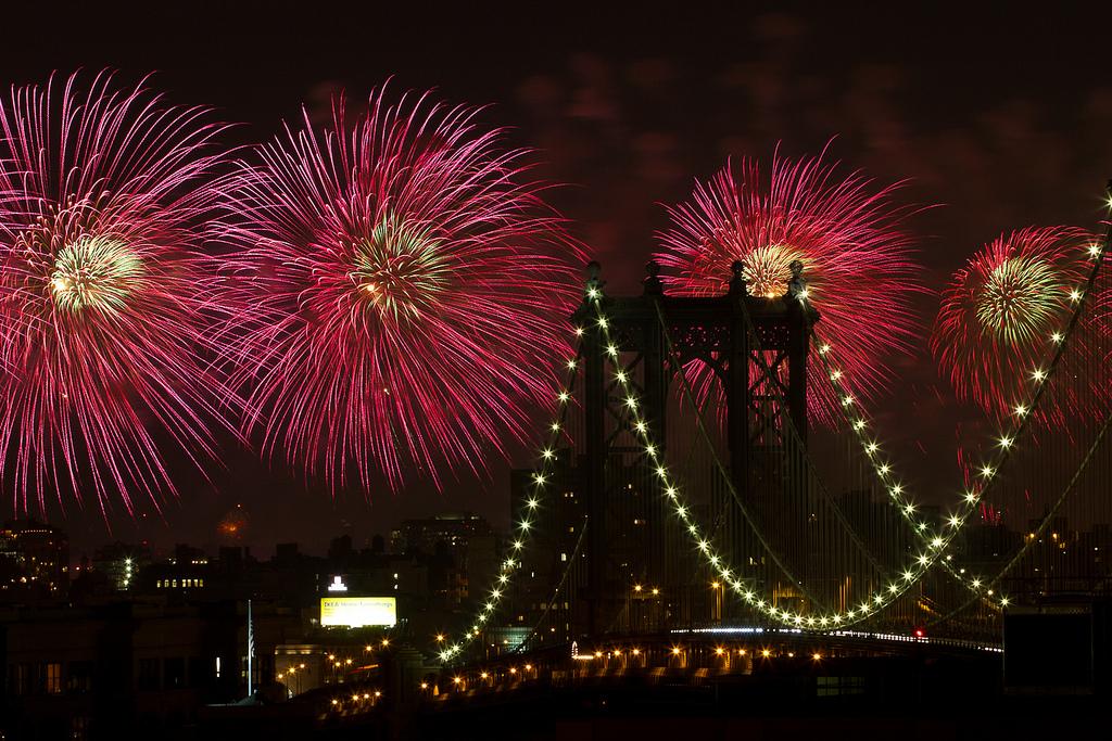 Happy Independence Day! In America si festeggia il 4 luglio!
