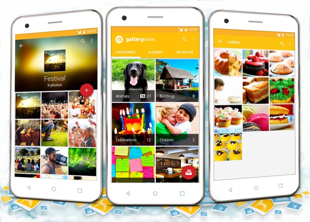 Travel Apps: Vodafone lancia l'app galleryxone per ritrovare i momenti più belli sul proprio smartphone