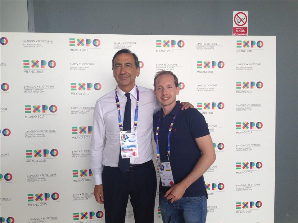 World Trips incontra Beppe Sala per tracciare un bilancio di Expo Milano 2015