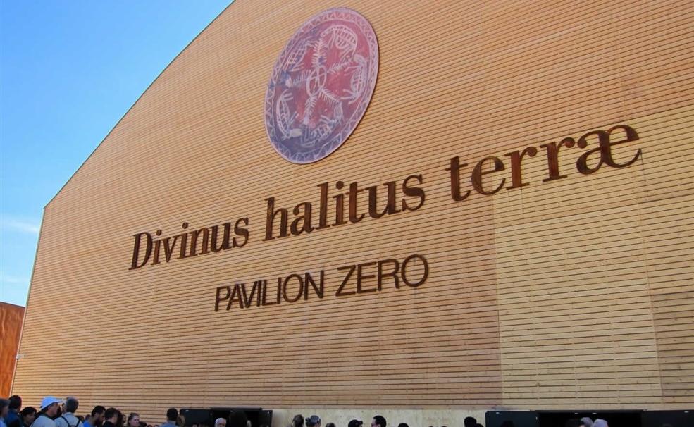 Il Padiglione Zero, vera porta d'ingresso ad Expo Milano 2015
