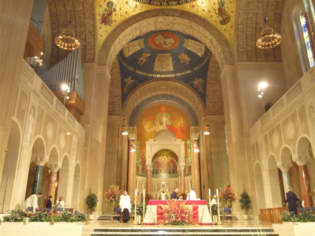 basilica washington