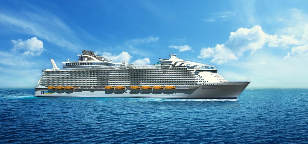 Dopo il grande successo di Allure, Royal Caribbean presenta Harmony of the Seas