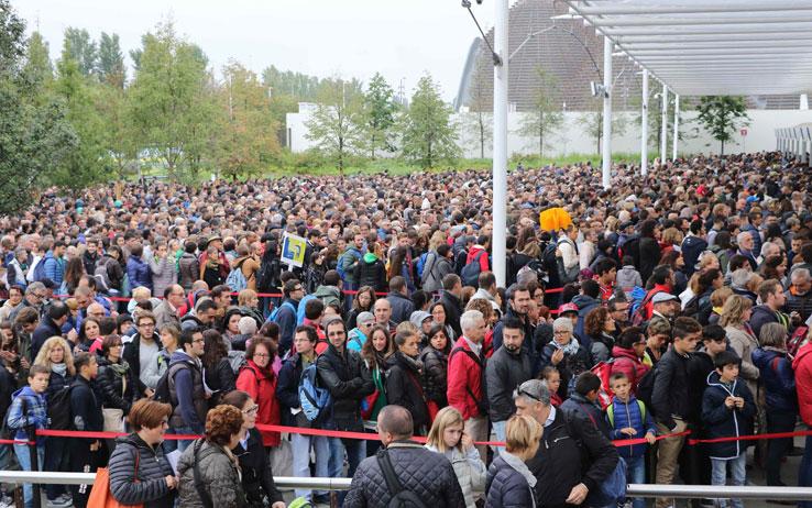 Expo, superata la soglia dei 20 milioni di biglietti venduti