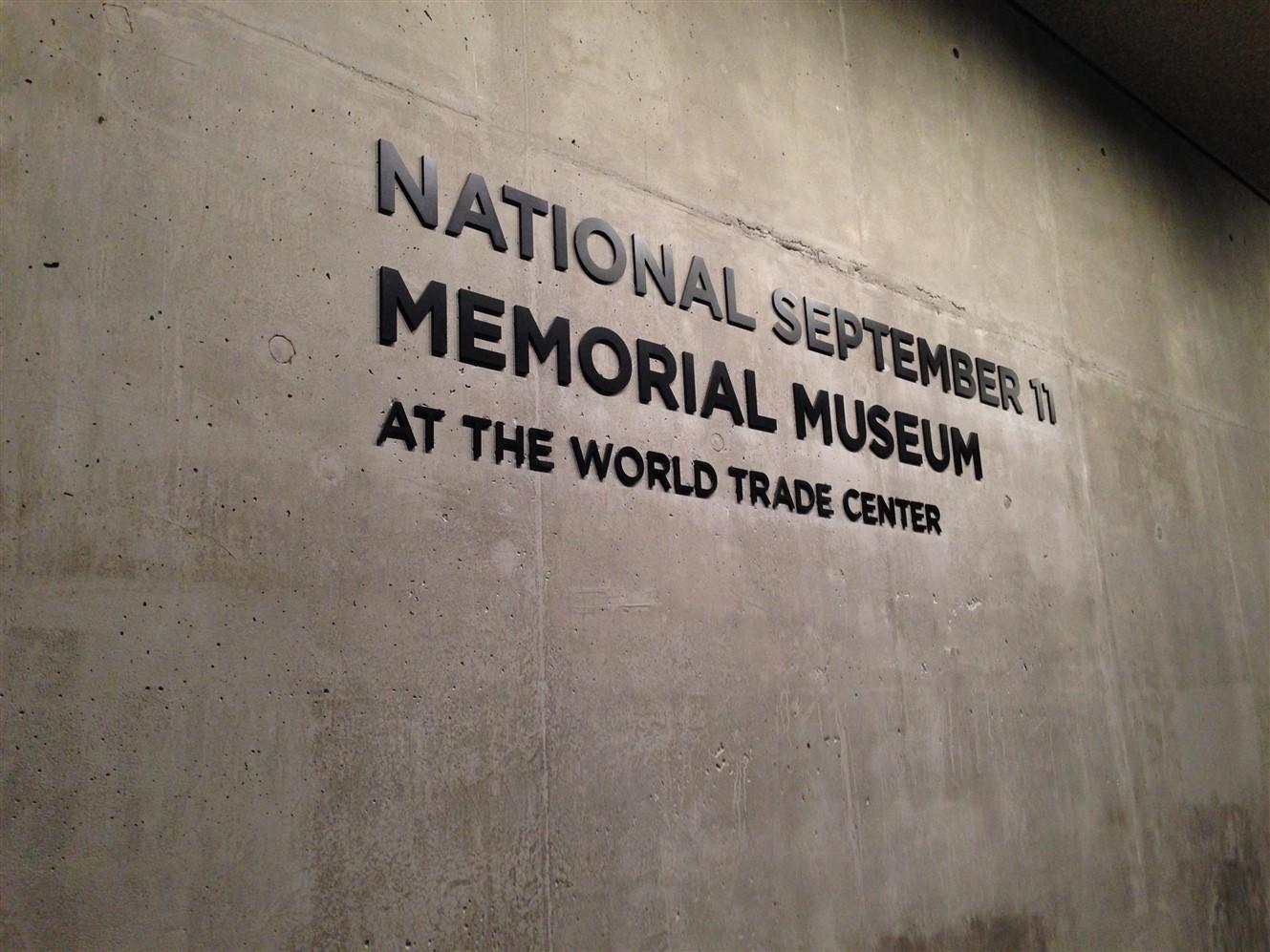 Cosa vedere a New York: il 9/11 Memorial Museum