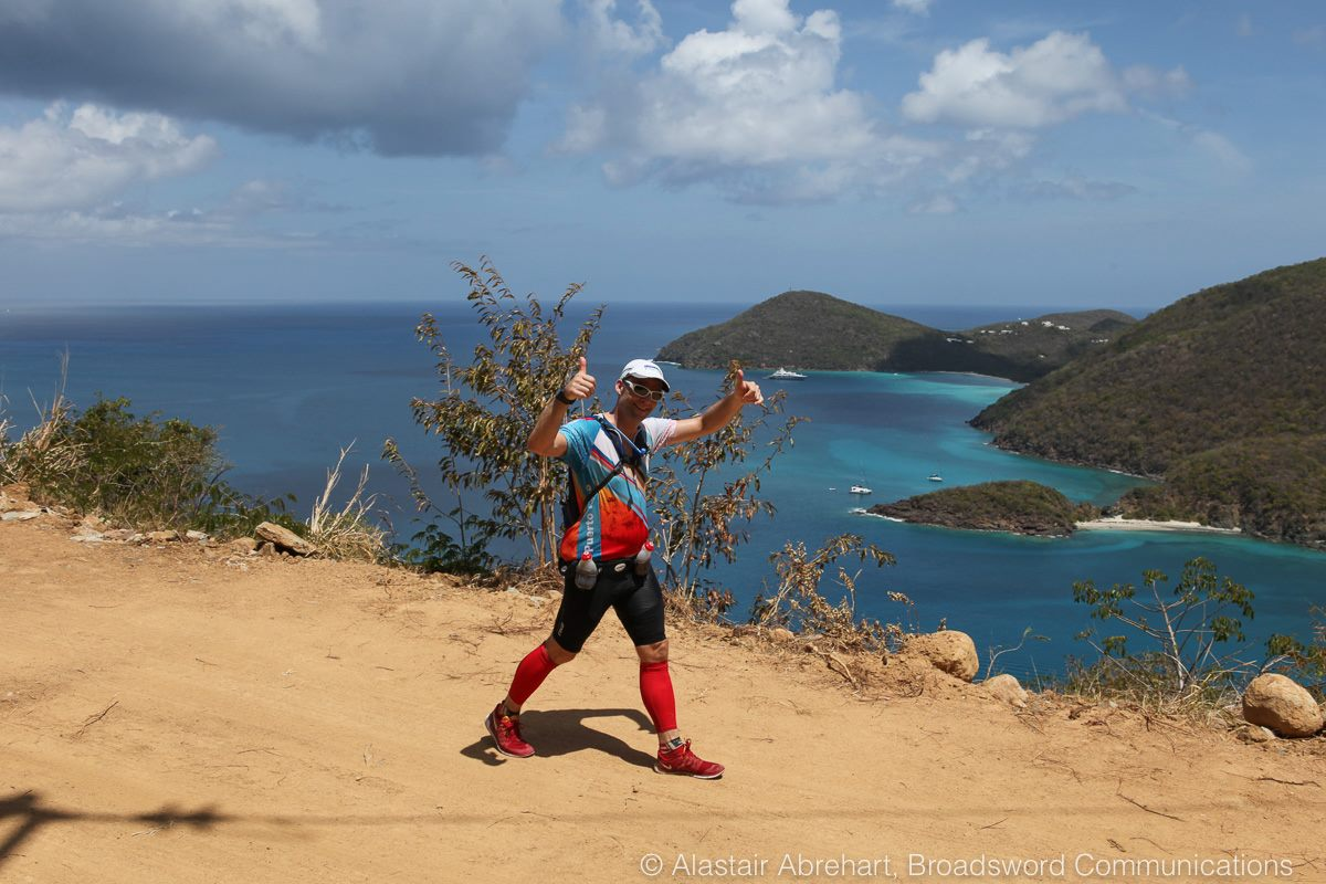 Tortola Torture: maratona da record alle British Virgin Islands