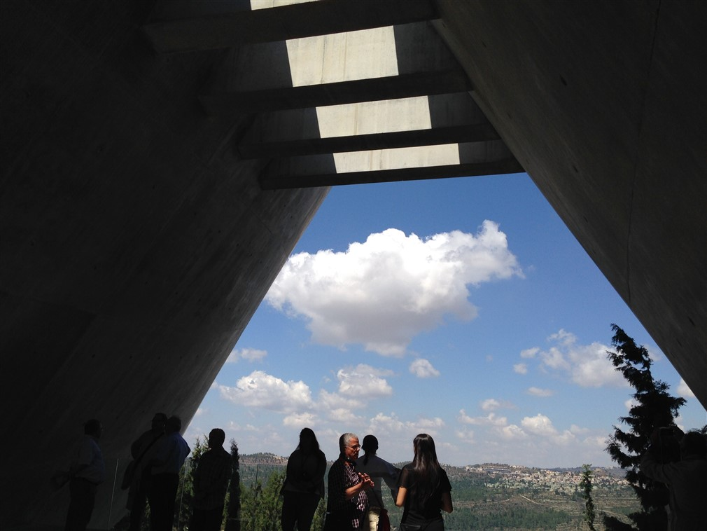 yad vashem holocaust memorial (7)