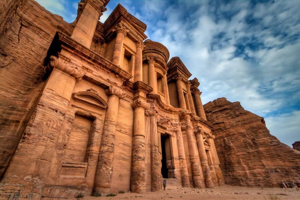 Maratona di Petra: in Giordania la maratona delle meraviglie