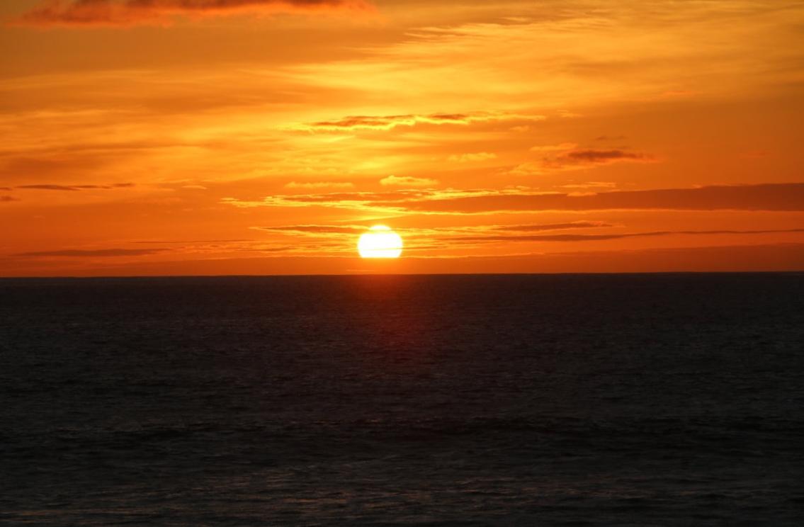tramonto sull'oceano (FILEminimizer)
