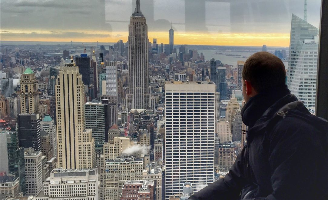 Itinerario a New York, City of Lights! (Video)