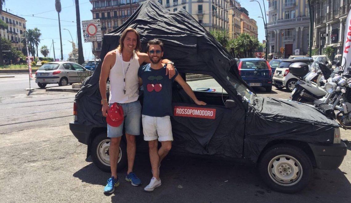 Wallerally, Week 1. Da Nisida a Londra passando per il ritiro del Calcio Napoli