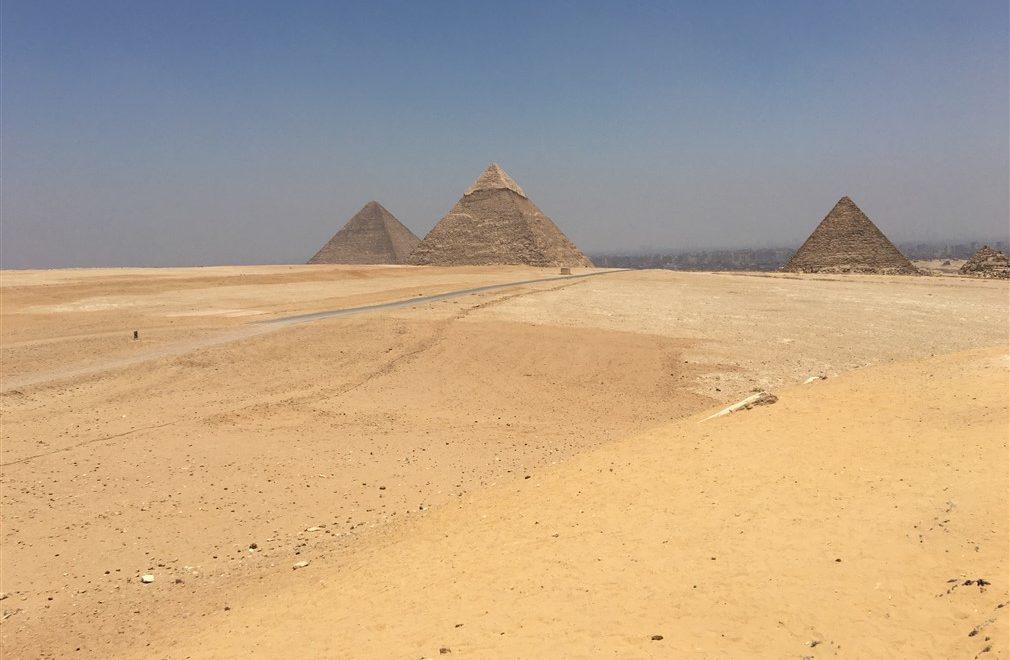 Le Piramidi di Giza: emozione allo stato puro!